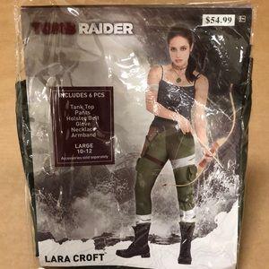 Tomb Raider  Laura Croft Women's Costume! New!
